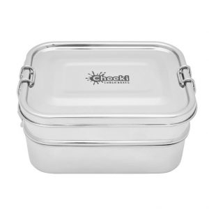 Double Stack Lunch Box - CHEEKI - 1L