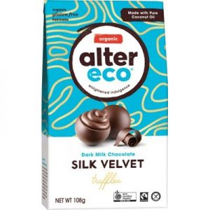 Chocolate (Organic) - Velvet Truffles - ALTER ECO - 108g