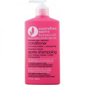 Intensive conditioner for Colored Hair - Chemical Treated - AUSTRALIAN NATIVE BOTANICALS - 500ml
