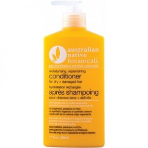 Dry & Damaged Hair Conditioner - Moisturising Conditioner - AUSTRALIAN NATIVE BOTANICALS