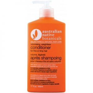 Fine & Limp Hair Conditioner - Volumising - AUSTRALIAN NATIVE BOTANICALS - 500ml