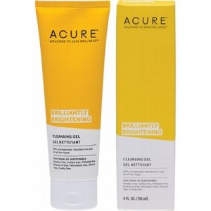 Brilliantly Brightening Cleansing Gel - ACURE - 118ml