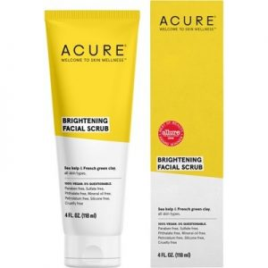 Brilliantly Brightening Facial Scrub - ACURE - 118ml