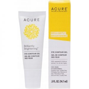 Best Eye Contour Gel - Brilliantly Brightening - ACURE -14.7ml
