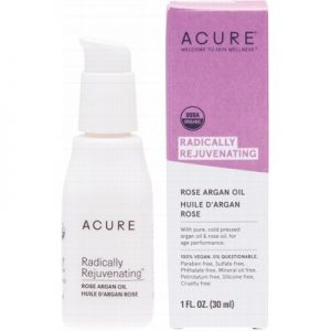Rejuvenating Rose Argan Oil - ACURE - 30ml