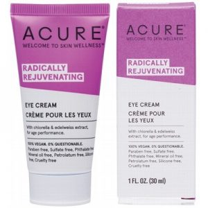 Radically Rejuvenating Eye Cream - ACURE - 30ml