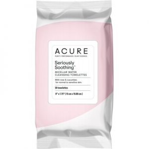 Micellar Water Towelettes - ACURE Seriously Soothing - 30