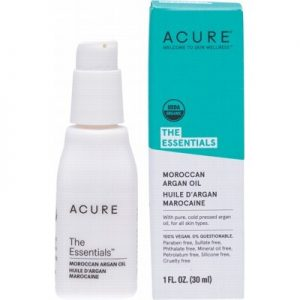 The Essentials Argan Oil - ACURE - 30ml