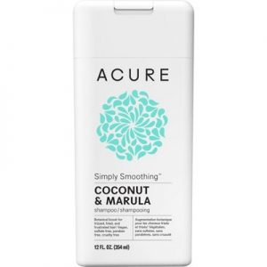 Simply Smoothing Coconut Shampoo - ACURE Shampoo - 354ml
