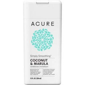 Simply Smoothing Coconut Conditioner - ACURE Conditioner - 354ml