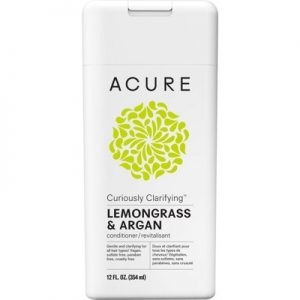 Curiously Clarifying Lemongrass Conditioner - ACURE - 354ml