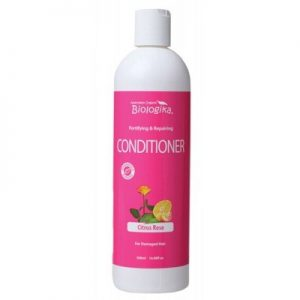 Best Damaged Hair Conditioner - BIOLOGIKA Conditioner - Citrus Rose 500ml