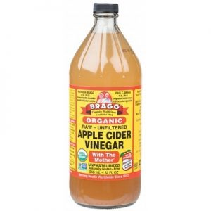 Unfiltered Apple Cider Vinegar - Unpasteurised - BRAGG - 946ml