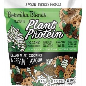 Plant Protein - Cacao Mint Cookies & Cream - BOTANIKA BLENDS - 1kg