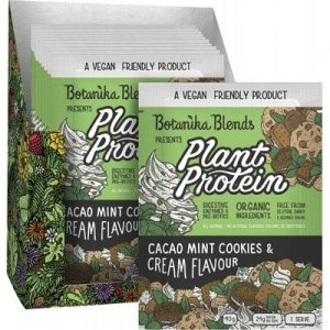 Best Delicious Plant Protein - Cacao Mint Cookies & Cream - 40g