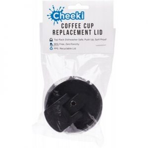 Best Coffee Cup Lid - CHEEKI Coffee Cup Lid