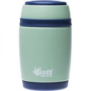 Pistachio Insulated Food Jar - CHEEKI - 480ml