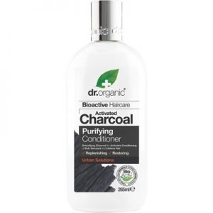 Activated Charcoal Conditioner - DR ORGANIC - 265ml