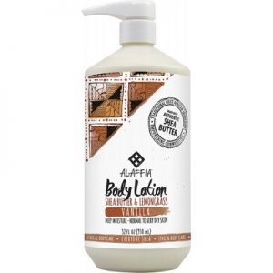 Everyday Vanilla Body Lotion - ALAFFIA - 950ml