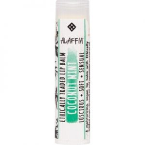 Coconut Mint Lip Balm - ALAFFIA - 4.25g