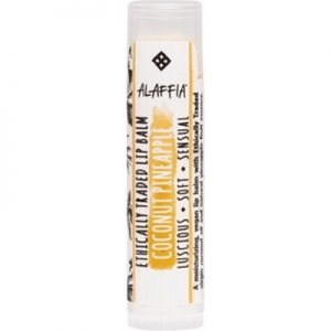 Coconut Pineapple Lip Balm - ALAFFIA - 4.25g