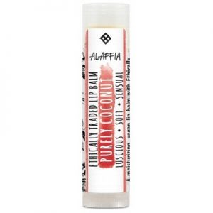 Purely Coconut Lip Balm - ALAFFIA - 4.25g