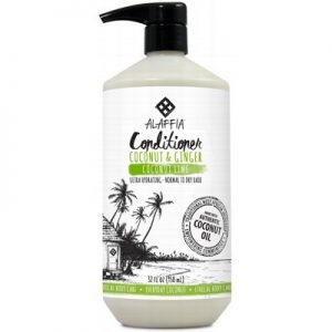 Organic Coconut Lime Conditioner - ALAFFIA - 950ml