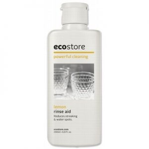 Lemon Dishwasher Rinse Aid - ECOSTORE - 200ml
