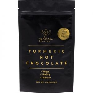 Turmeric Hot Chocolate - GOLDEN GRIND - 100g