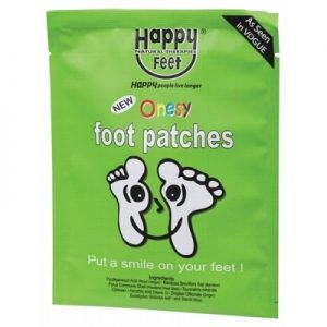 Foot Patches - Body Detox- 1 Pair - HAPPY FEET