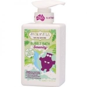 Serenity Bubble Bath - JACK N' JILL - 300ml