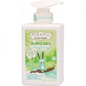 Simplicity Bubble Bath - JACK N' JILL - 300ml