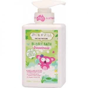 Sweetness Bubble Bath - JACK N' JILL - 300ml
