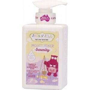 Natural Hydrating Moisturiser - Serenity - JACK N' JILL - 300ml