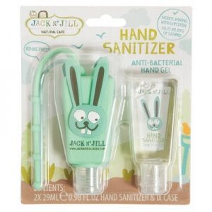 Bunny Hand Sanitizer & Holder - JACK N' JILL - 29ml