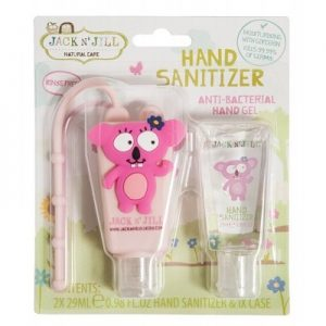 Hand Sanitizer & Holder - Koala - JACK N' JILL - 29ml