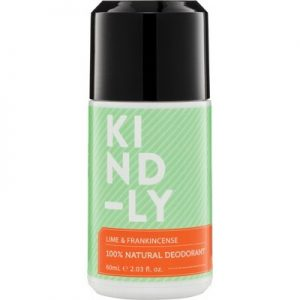 100% Natural Deodorant - Lime & Frankincense - KIND-LY - 60ml
