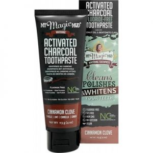 Whitening Toothpaste - Cinnamon Clove - MY MAGIC MUD - 113g