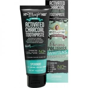 Whitening Toothpaste - Spearmint - MY MAGIC MUD - 113g