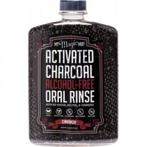 Oral Rinse - Alcohol Free - Cinnamon - MY MAGIC MUD - 420ml