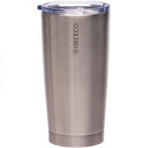 Brushed Stainless Steel Tumbler - Insulated - EVER ECO - 592ml