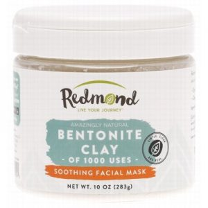 Bentonite Healing Clay - REDMOND CLAY - 283g