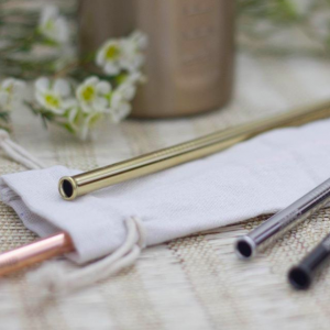 Reusable Straws & Cutlery