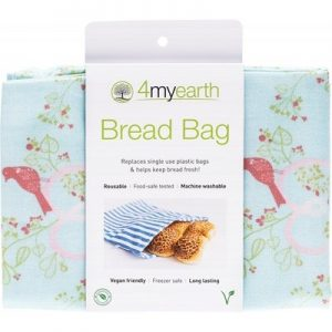 Love Birds Bread Bag - 4MyEarth - Buy Now Online in Australia