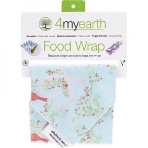 4MyEarth Food Wrap - Love Birds