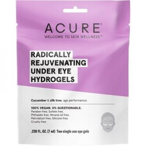 Soothing Under Eye Hydrogels - ACURE Radically Rejuvenating Mask