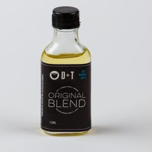 D+T Premium Organic Beard Oil - Best Original Blend 15ml
