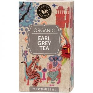 Organic Black Tea - MINISTRY OF TEA - Buy Earl Grey Tea x 25