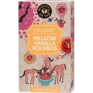 MINISTRY OF TEA Mellow Vanilla Rooibos x 20