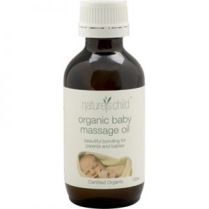Online Baby Massage Oil by NATURE'S CHILD 100ml